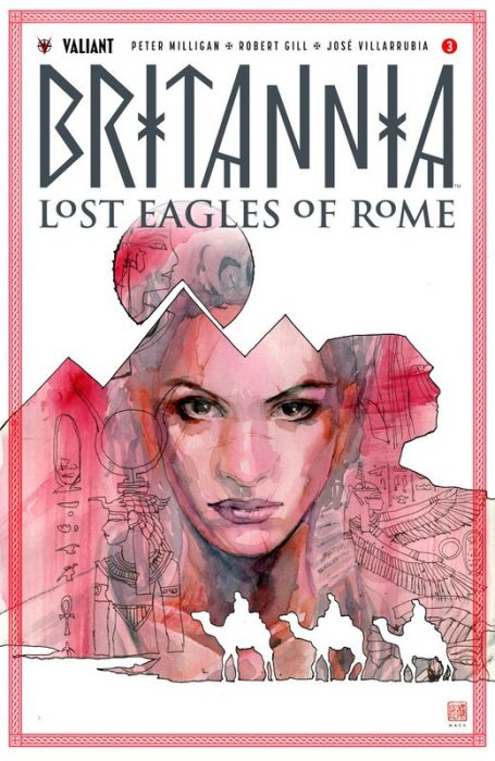 Britannia - Lost Eagles of Rome #3