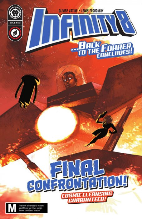 Infinity 8 - Back to the Führer #3