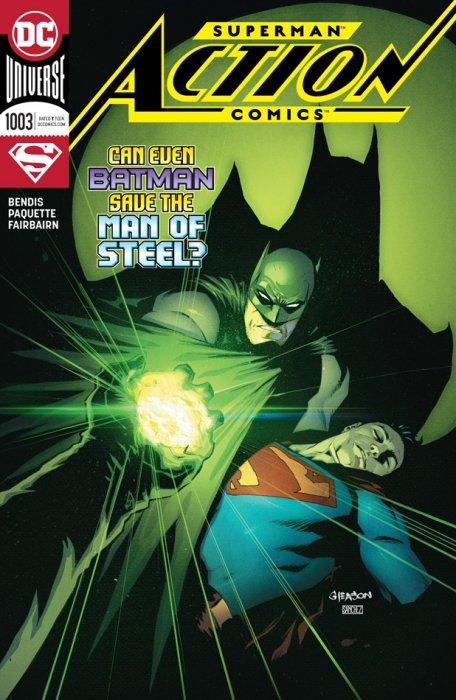 Action Comics #1003