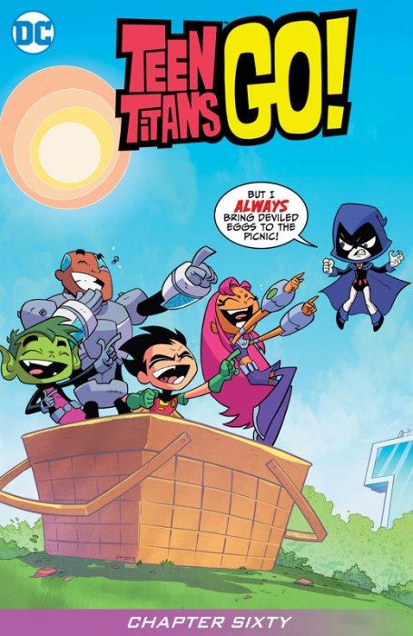 Teen Titans Go! #60
