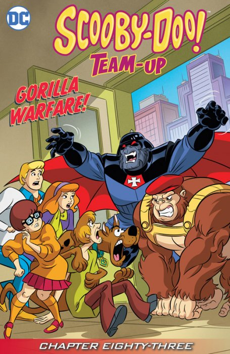 Scooby-Doo Team-Up #83