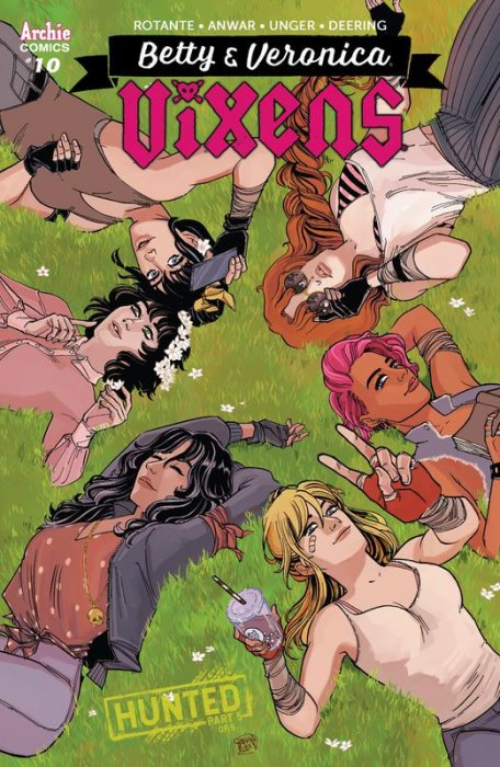 Betty & Veronica - Vixens #10