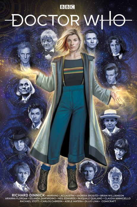Doctor Who - The Thirteenth Doctor #0 - The Many Lives of Doctor Who