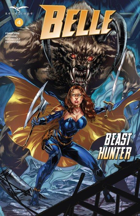 Belle - Beast Hunter #4
