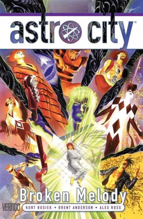 Astro City Vol.16 - Broken Melody