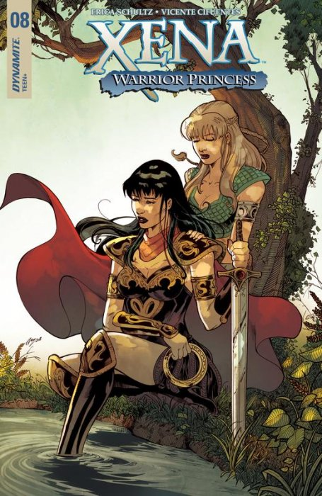 Xena - Warrior Princess #8