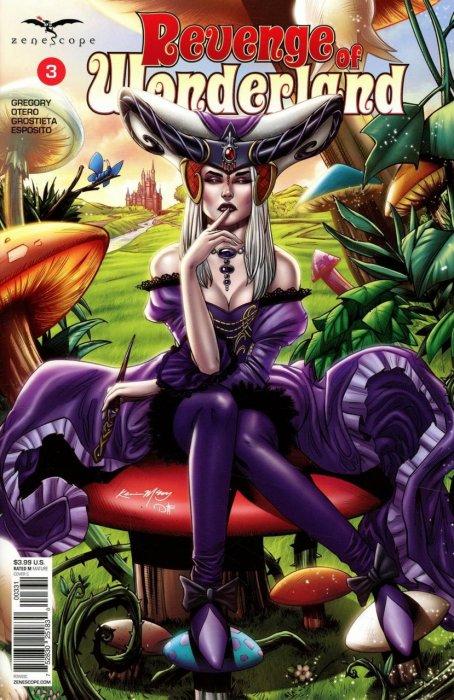 Revenge Of Wonderland #3