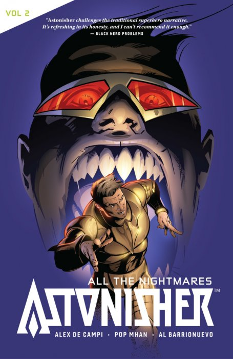 Astonisher Vol.2 - All the Nightmares