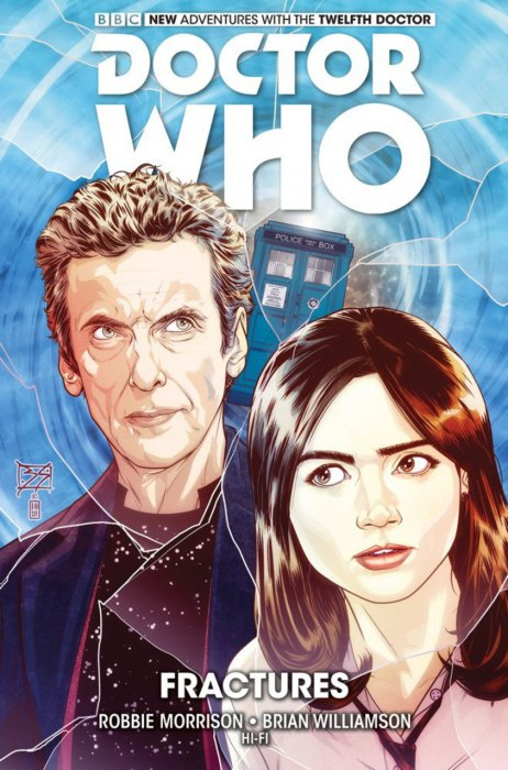 Doctor Who - The Twelfth Doctor Vol.2 - Fractures