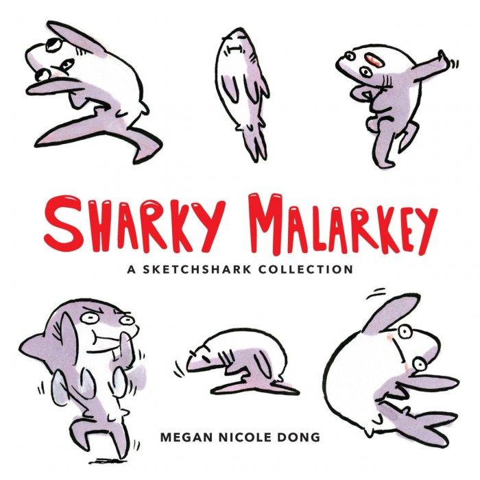 Sharky Malarkey #1 - GN