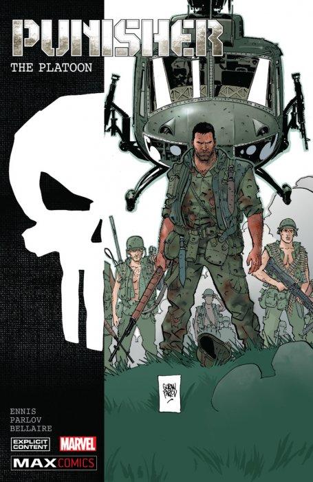 Punisher - The Platoon #1 - TPB