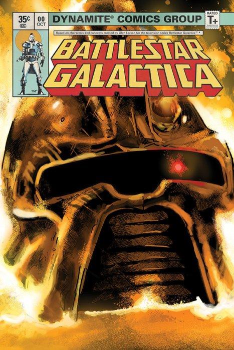 Battlestar Galactica (Classic) #0