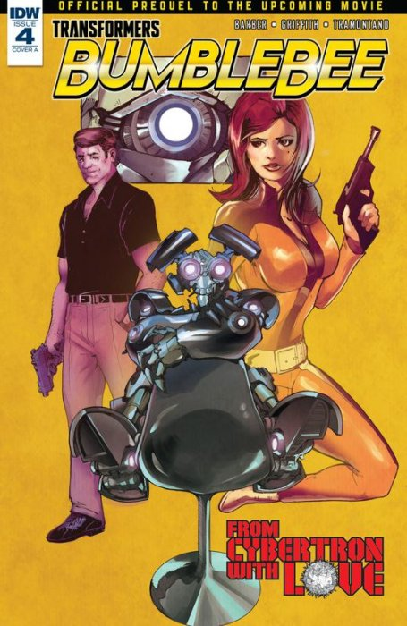 Transformers - Bumblebee Movie Prequel #4
