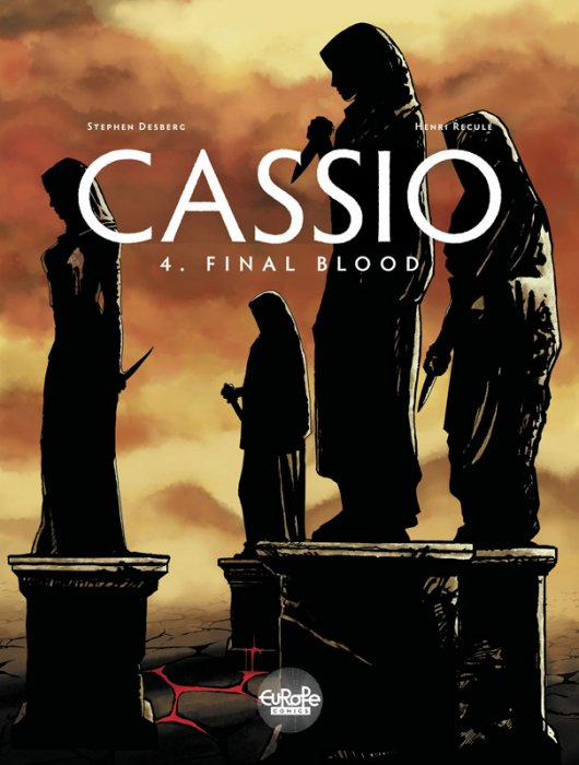 Cassio #4 - Final Blood