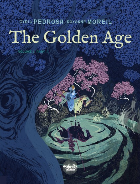 The Golden Age #1