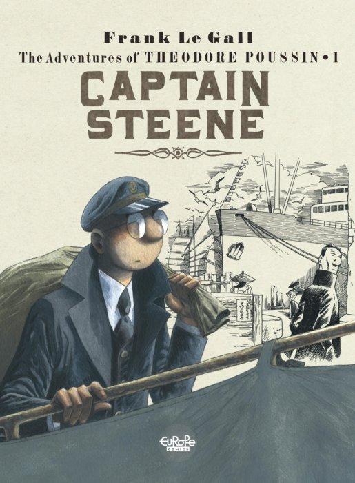 Theodore Poussin #1 - Captain Steene