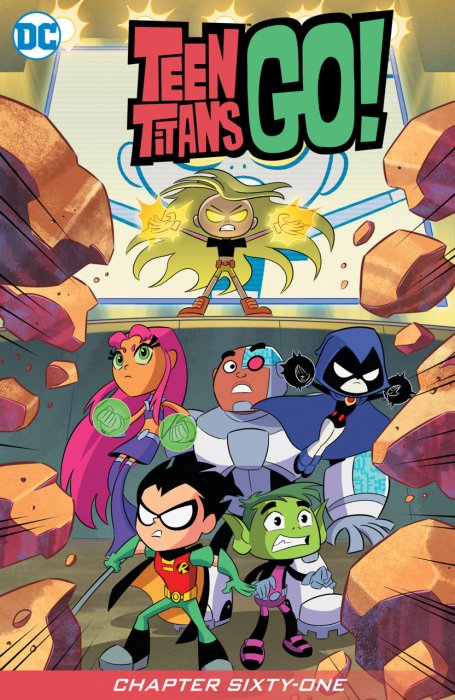 Teen Titans Go! #61