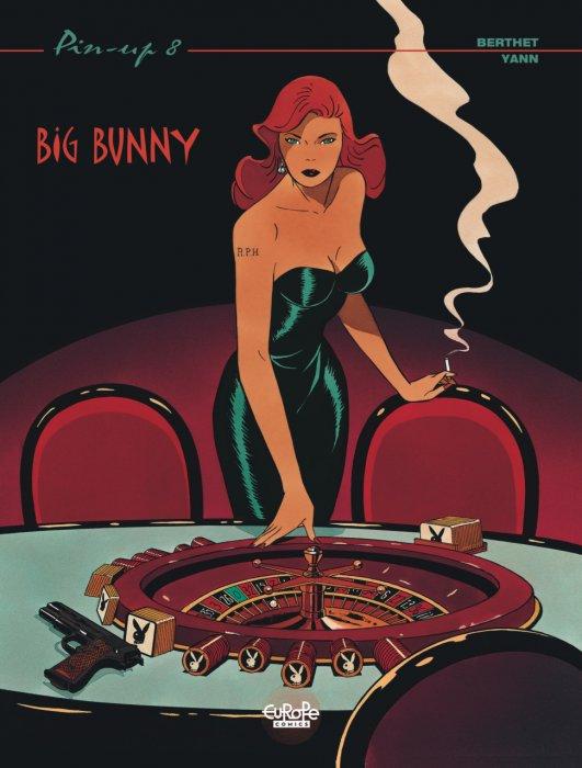 Pin-up #8 - Big Bunny