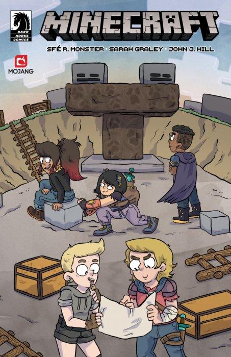 Minecraft Convention Ashcan #1