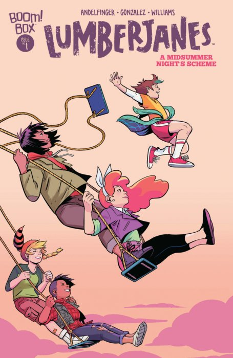 Lumberjanes - A Midsummer Night's Scheme #1