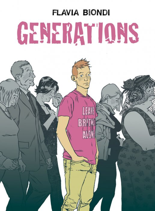 Generations #1 - GN