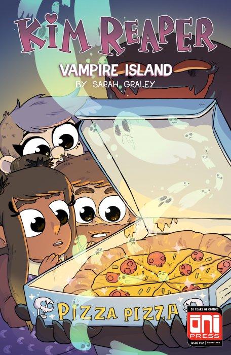 Kim Reaper - Vampire Island #2