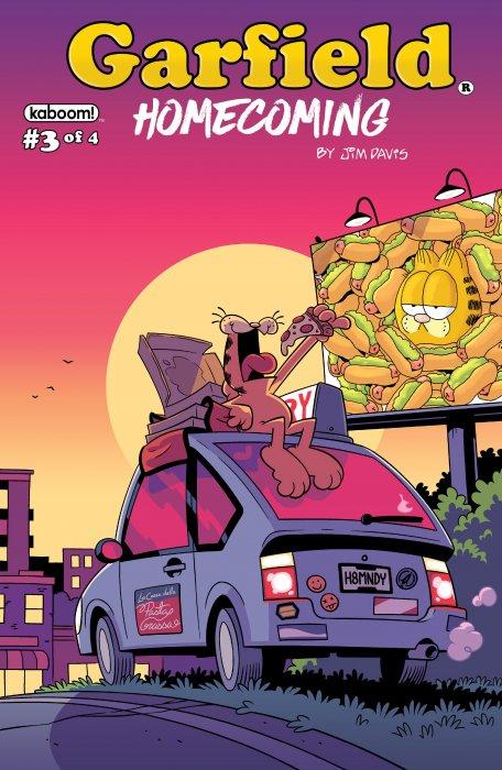 Garfield - Homecoming #3