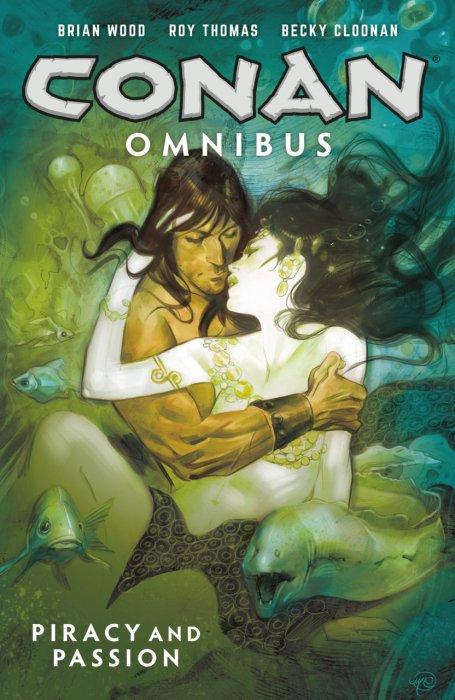 Conan Omnibus Vol.5 - Piracy and Passion