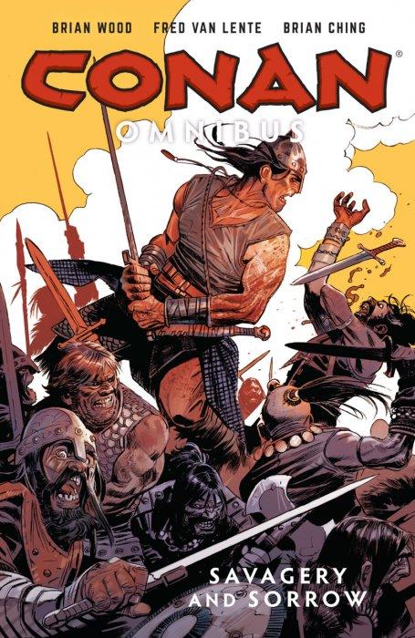 Conan Omnibus Vol.6 - Savagery and Sorrow