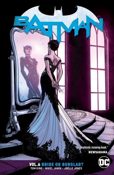 Batman Vol.6 - Bride or Burglar